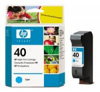 Картридж HP N40 color 42ml (51640C, DJ-1200C/1200PS/1600cm,CopyJet/CopyJet M) до 1600 стр.