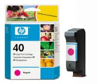 Картридж HP N40 color 42ml (51640M, DJ-1200C/1200PS/1600cm,CopyJet/CopyJet M) до 1600 стр.