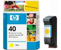 Картридж HP N40 color 42ml ( 51640Y, DJ-1200C/1200PS/1600cm,CopyJet/CopyJet M) до 1600 стр.